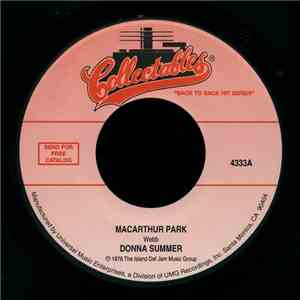 Donna Summer - MacArthur Park / Love To Love You Baby mp3 flac