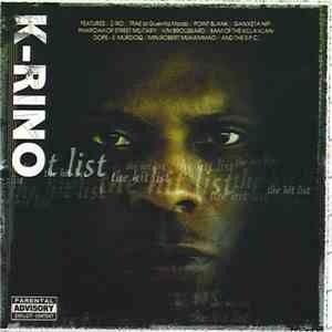K-Rino - The Hit List mp3 flac