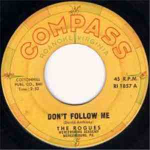 The Rogues  - Don't Follow Me / Mr. Sandman mp3 flac