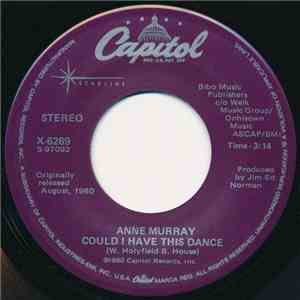 Anne Murray - Could I Have This Dance / I'm Happy Just To Dance With You mp3 flac