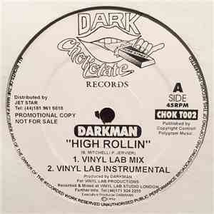 Darkman - High Rollin' mp3 flac