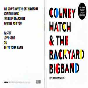Colney Hatch  & The Backyard Bigband - Live At Grenswerk mp3 flac