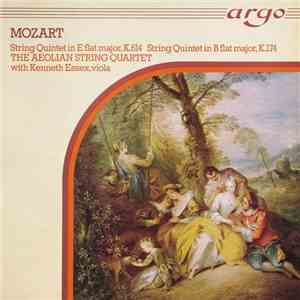 Wolfgang Amadeus Mozart, Aeolian String Quartet - String Quintet In E Flat Major K.614 String Quintet In B Flat Major K.174 mp3 flac