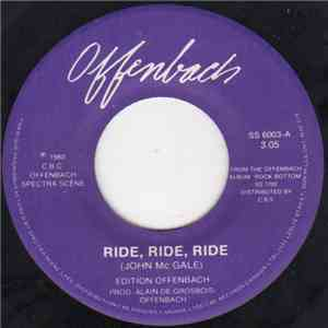 Offenbach - Ride, Ride, Ride mp3 flac