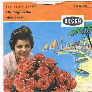 Lys Assia - Oh, Signorina / Mein Teddy mp3 flac