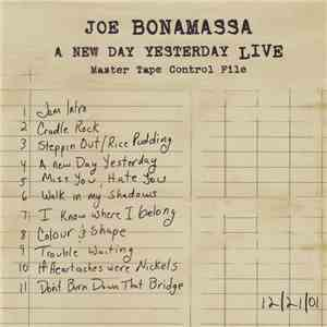 Joe Bonamassa - A New Day Yesterday Live mp3 flac