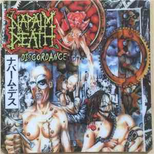 Napalm Death - Discordance mp3 flac
