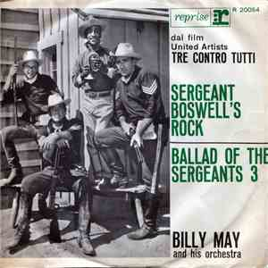 Billy May And His Orchestra - Sergeant Boswell's Rock mp3 flac