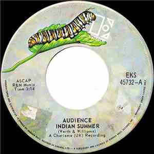 Audience  - Indian Summer / It Brings A Tear mp3 flac