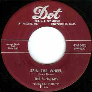 The Scholars - Spin The Wheel / Rocky Road mp3 flac