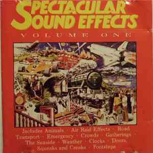 No Artist - Spectacular Sound Effects Volume One mp3 flac