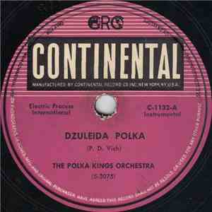 The Polka Kings Orchestra - Dzuleida Polka / Barby Polka mp3 flac