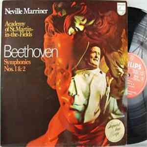 Beethoven - Academy Of St. Martin-In-the-Fields - Neville Marriner - Symphonies Nos. 1 & 2 mp3 flac