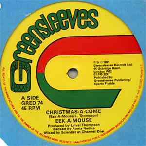 Eek-A-Mouse / Lee Van Cleef  - Christmas-A-Come / Gone Water Gone mp3 flac