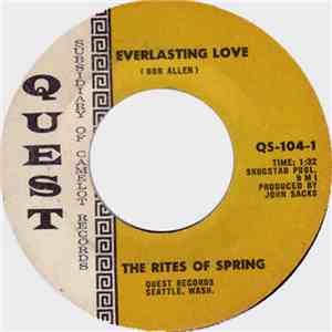 The Rites Of Spring - Everlasting Love mp3 flac